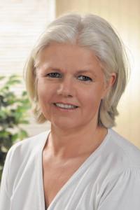Yogalehrerin Kristina Ottens