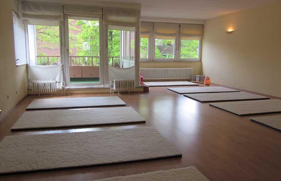 Yoga-Raum Yogaschule Kristina Ottens